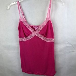Vintage Victoria's Secret Pink Tank Top Size XS/S